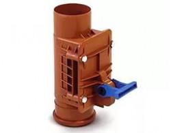 Обратный клапан для колодцев диаметром 110 мм