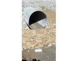 Труба под дорогу длинной 6 метров, диаметром 368 мм