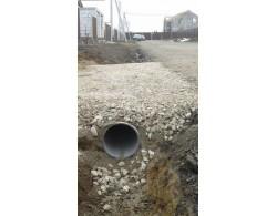 Труба под дорогу длинной 6 метров, диаметром 315 мм