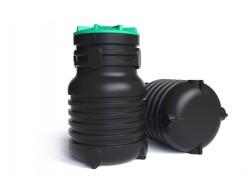 Канализационный смотровой колодец диаметр 800х3000х1400 литров