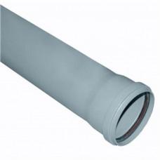 Труба (ПП) с раструбом 40/2000 мм