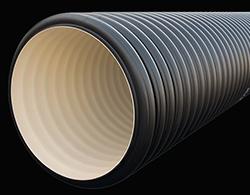 Дренажный пластиковый колодец диаметром 315 мм, 5 метров