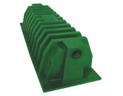 "Дренажный тоннель ""Росток"" 1800х840х410 мм    (зеленый)"